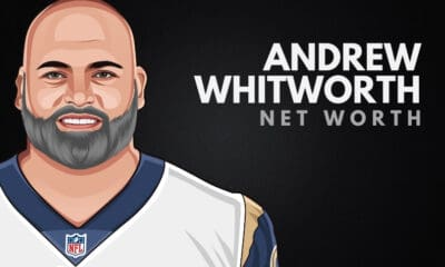 Andrew Whitworth's Net Worth