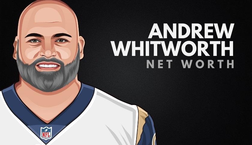 Andrew Whitworth Net Worth
