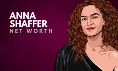 Anna Shaffer's Net Worth