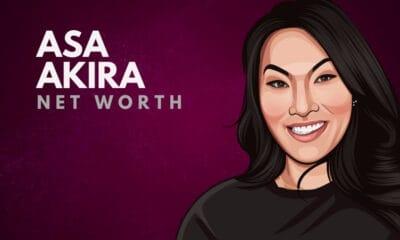 Asa Akira's Net Worth