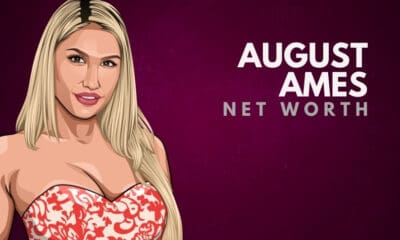 August Ames' Net Worth