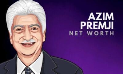 Azim Premji's Net Worth
