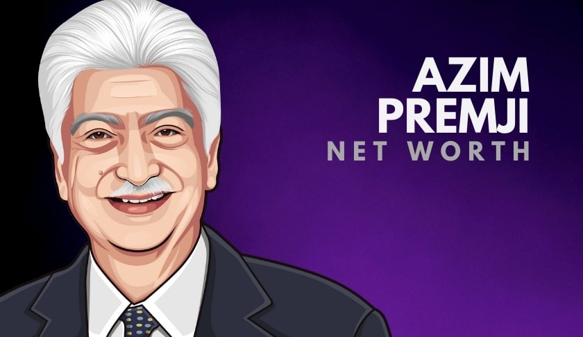 Azim Premji Net Worth