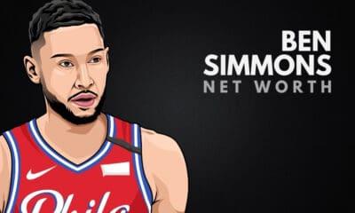Ben Simmons' Net Worth