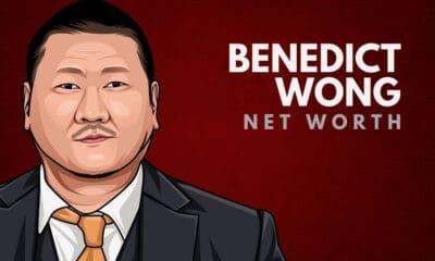 Benedict Wong's Net Worth