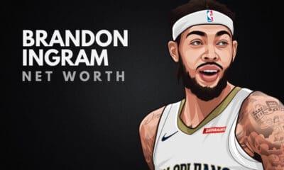 Brandon Ingram's Net Worth