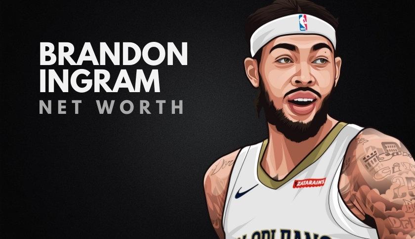 Brandon Ingram Net Worth