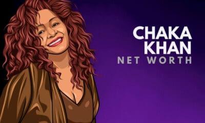 Chaka Khan's Net Worth