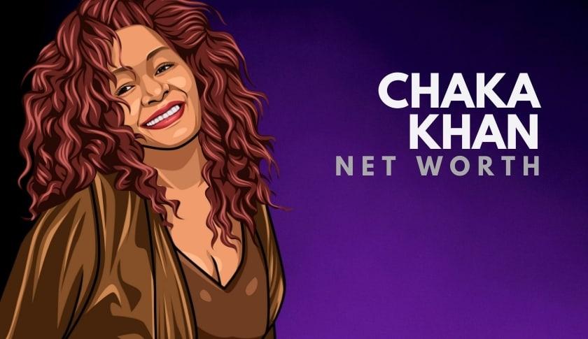 Chaka Khan Net Worth