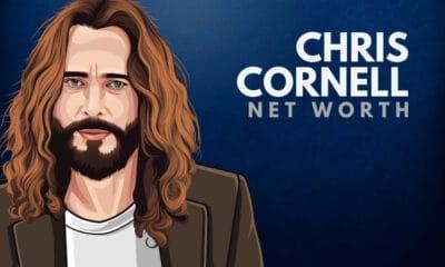 Chris Cornell's Net Worth