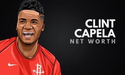 Clint Capela's Net Worth