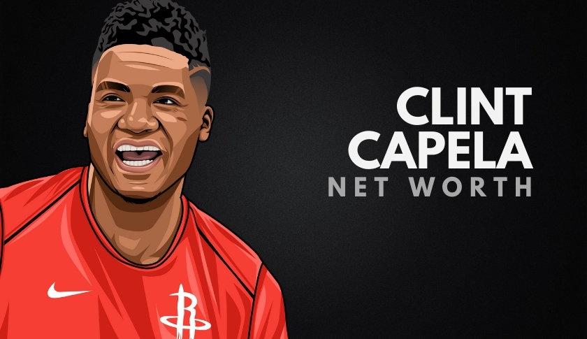 Clint Capela Net Worth