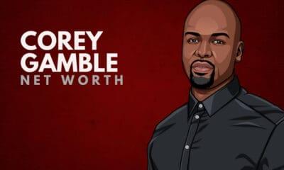 Corey Gamble's Net Worth
