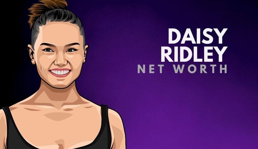 Daisy Ridley Net Worth