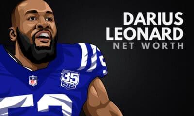 Darius Leonard's Net Worth