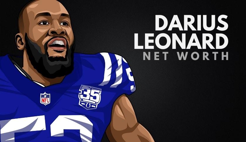 Darius Leonard Net Worth
