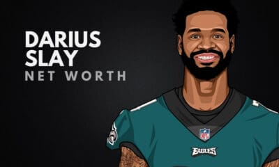 Darius Slay's Net Worth