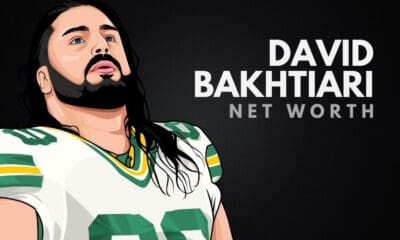 David Bakhtiari's Net Worth
