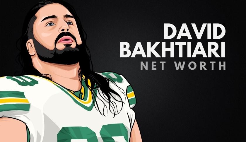 David Bakhtiari Net Worth