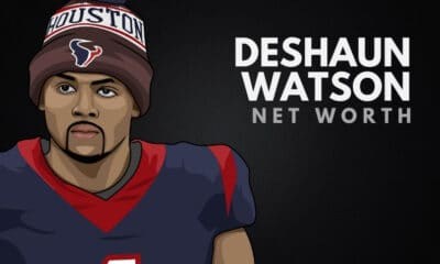 Deshaun Watson's Net Worth