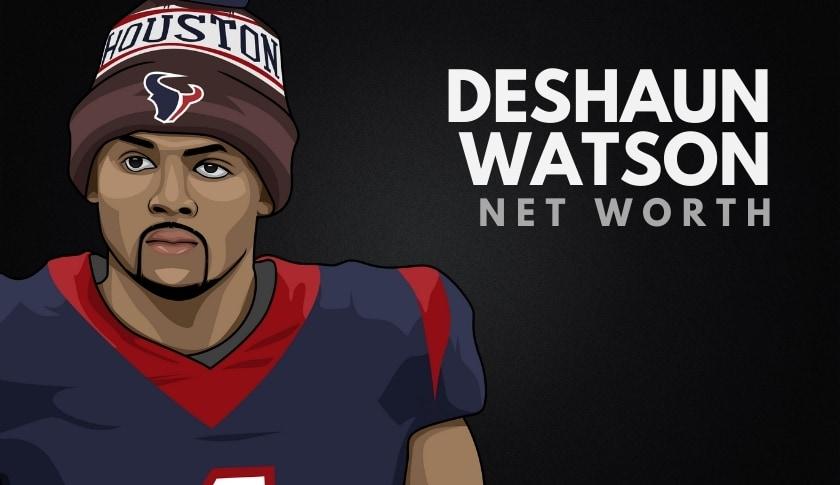 Deshaun Watson Net Worth