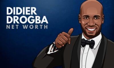 Didier Drogba's Net Worth