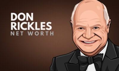 Don Rickles Net Worth