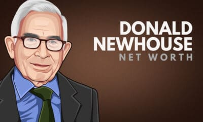 Donald Newhouse's Net Worth