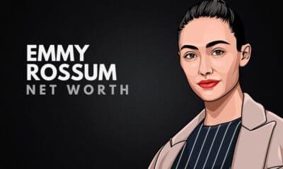 Emmy Rossum's Net Worth
