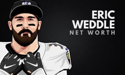 Eric Weddle's Net Worth