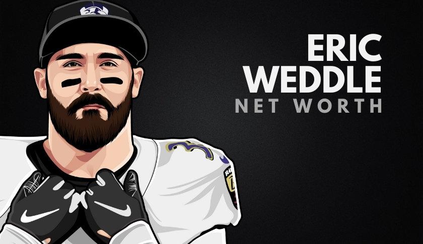 Eric Weddle Net Worth