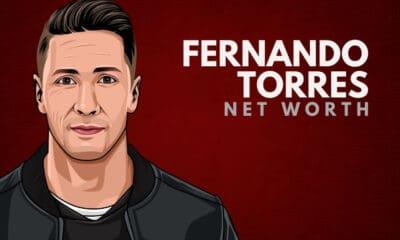 Fernando Torres' Net Worth