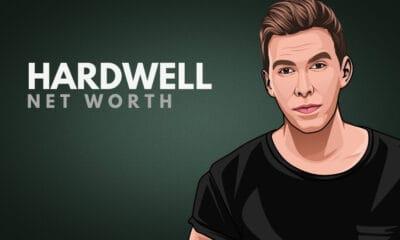 Hardwell's Net Worth