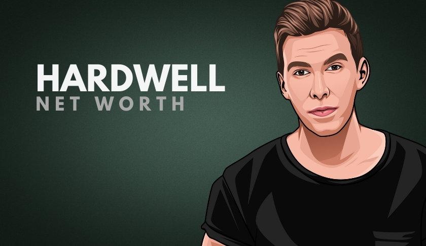 Hardwell Net Worth