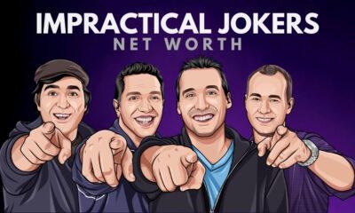 Impractical Jokers' Net Worth