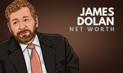 James Dolan's Net Worth