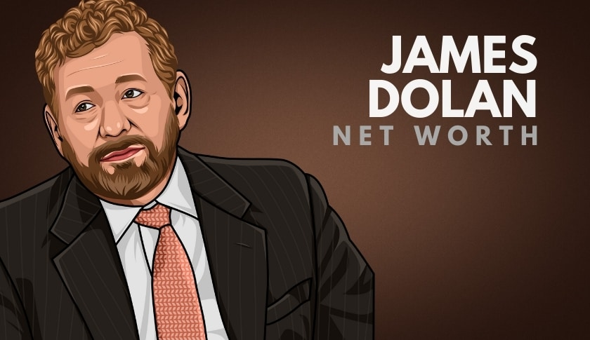 James Dolan Net Worth