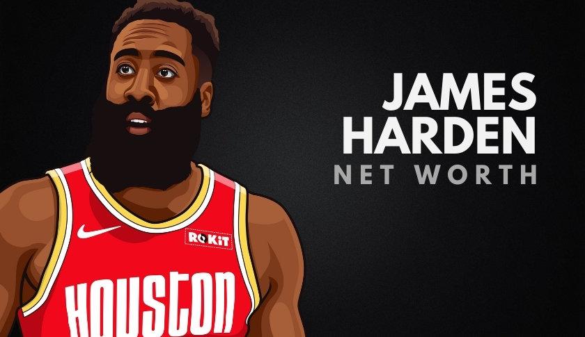 James Harden Net Worth