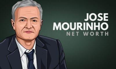 Jose Mourinho's Net Worth