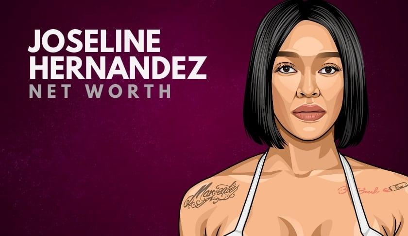 Joseline Hernandez Net Worth
