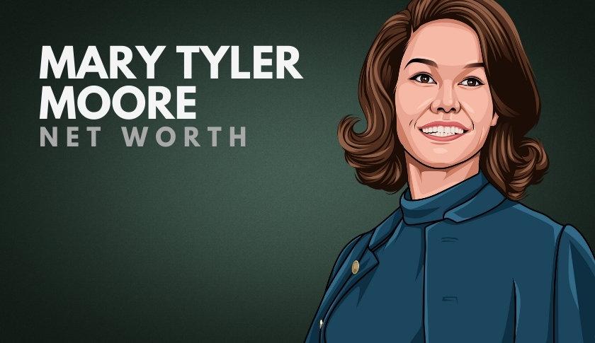 Mary Tyler Moore Net Worth