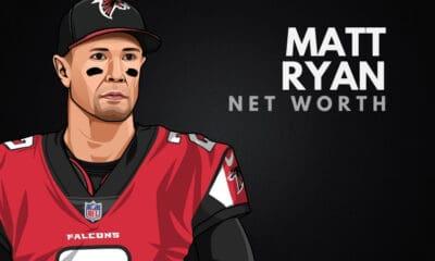 Matt Ryan's Net Worth