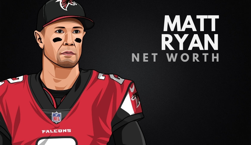 Matt Ryan Net Worth