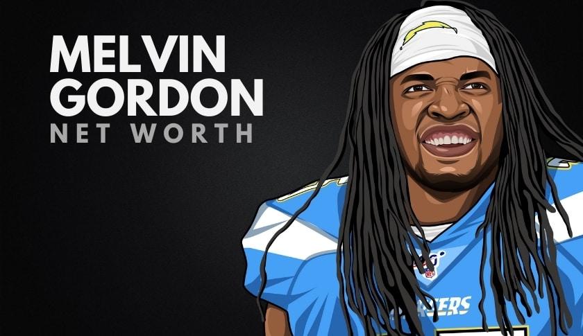 Melvin Gordon Net Worth