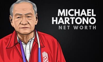 Michael Hartono's Net Worth