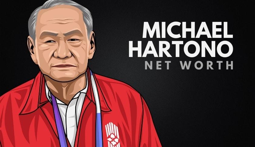 Michael Hartono Net Worth