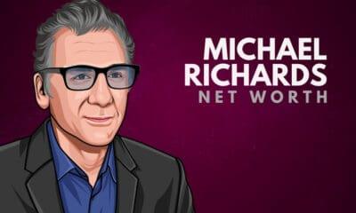 Michael Richards' Net Worth