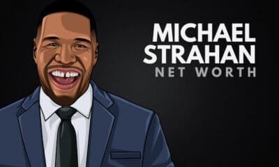 Michael Strahan's Net Worth