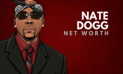 Nate Dogg's Net Worth