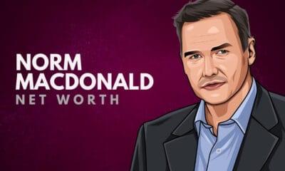 Norm MacDonald's Net Worth